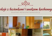 Pokoje z łazienkami i aneksem kuchennym | Sprawdzona