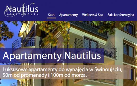 Nautilus Apartamenty | Sprawdzona