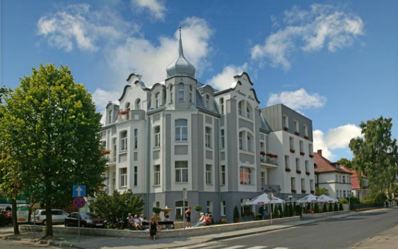 Villa Anna Lisa Hotel | Polecamy