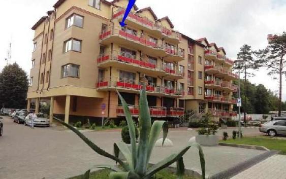 Apartament 3-pokojowy Zdrojowa 45