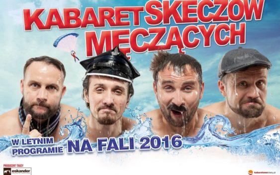Kabaretu Skeczów Męczących w Świnoujściu