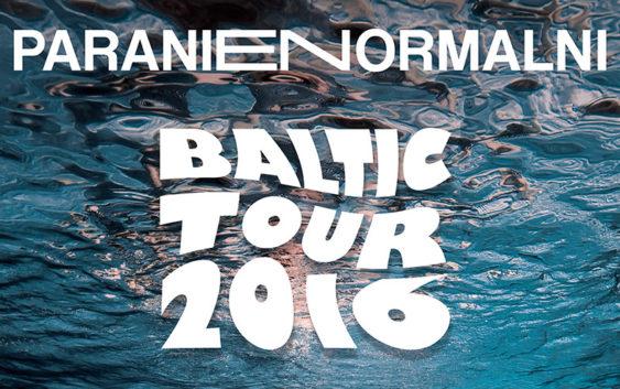 Paranienormalni  Baltic Tour 2016 | Świnoujście 29.07.2016