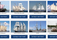 Sail Świnoujście 2016 – Zapraszamy na rejsy po morzu