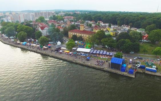 """Film z drona – Sail Świnoujście XXXII Festiwal Piosenki Morskiej """"Wiatrak 2016"""""""
