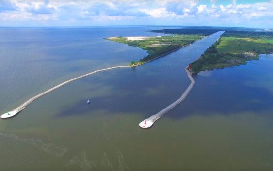 Rząd przyjął projekt ustawy usprawniającej modernizację toru wodnego Świnoujście – Szczecin do głębokości 12,5 metra