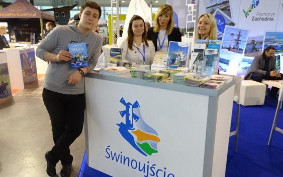 Świnoujska Organizacja Turystyczna na targach TOUR SALON w Poznaniu