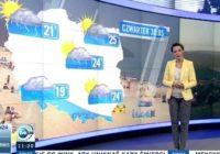 Widzowie w całej Polsce zobaczą plażę w Świnoujściu podczas prognoz pogody TVN