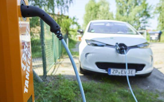 Rajd pojazdów elektrycznych