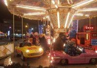 Świąteczny jarmark na placu Wolności w Świnoujściu