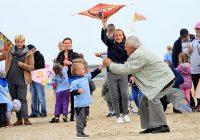 Zapraszamy na XII Otwarte Mistrzostwa Świnoujścia w Lotach Latawców o Puchar Prezydenta Miasta Świnoujścia | Plaża w Świnoujściu