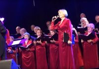 Świąteczny koncert w sali teatralnej Miejskiego