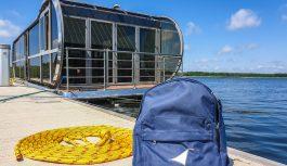 Pływający apartament w krainie 44 wysp!